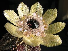 Moonflower Chaz   biser.info - all about beads and beaded work