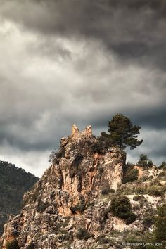 The guard's house.(Ayna, Albacete, Spain) by Recesvintus Rex Gothorum on 500px