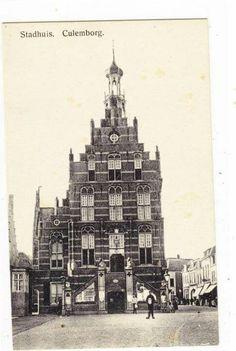 Stadhuis 1910