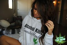 Alcohol Kills Cannabis Heals