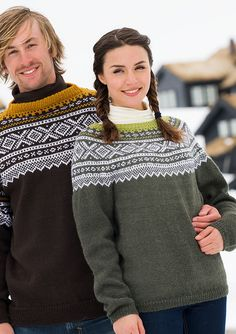 Click to close image, click and drag to move. Use arrow keys for next and previous. Nordic Pullover, Nordic Sweater, Men Sweater, Knit Sweaters, Drops Design, Scandi Style, Scandinavian Style, Drops Karisma, Drops Alpaca