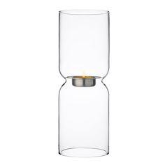 Lantern designed by Harri Koskinen // Iittala // Minimalistic // Design // Finnish design // Scandinavian design