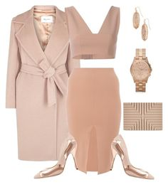 """Untitled #496"" by styledbyhkc ❤ liked on Polyvore featuring MaxMara, T By Alexander Wang, Paul Andrew, Kendra Scott, Marc by Marc Jacobs, Lee Savage, women's clothing, women's fashion, women and female"