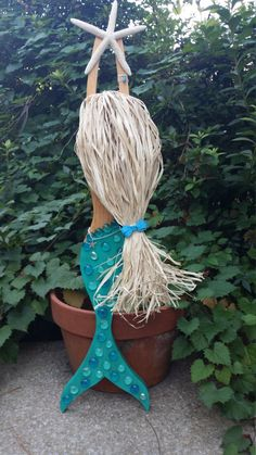 Favorite Beach Colors Mermaid: Handmade by JeanneTierneyDesigns on Etsy