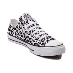 Converse Chuck Taylor All Star Lo Leopard Sneaker