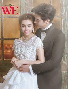 WE vol. 11 no. 128 December 2014 จมส์ จิรายุ ตั้งศรีสุข และ เบลล่า ราณี แคมเปน