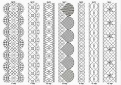e Bobbin Lace Patterns, Weaving Patterns, Bobbin Lacemaking, Lace Bracelet, Lace Heart, Border Pattern, Lace Jewelry, Needle Lace, Lace Making