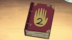 Gravity Falls Diary 2 Two Dos