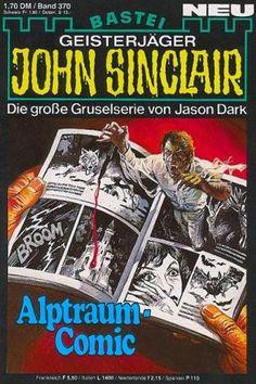 John Sinclair Nr. 370: Alptraum-Comic