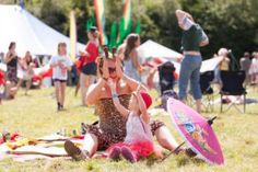 Family festival that has it all, quiter camping for those with little ones. ChilledInAFieldFest