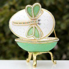 Dragonfly Jewelry Box | ... green dragonfly jewelry box music box music box birthday lovers gift