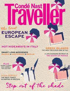 Conde nast traveller uk may 2016 by Myrhael Angel - issuu
