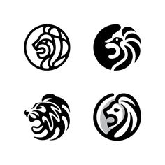 Swipe to see the final version. Created by Tadhg S. Use to show your work! Lion Icon, Logo Online Shop, Web Design Gallery, Lion Illustration, Lion Design, Lion Logo, Marca Personal, Monogram Logo, Letter Monogram