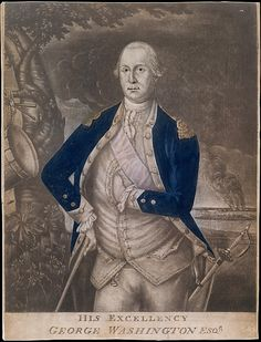 His Excellency George Washington Esq. Joseph Hiller, Sr. (American, Boston 1748–1814 Lancaster, Massachusetts) Artist: After Charles Willson Peale (American, Chester, Maryland 1741–1827 Philadelphia, Pennsylvania) Sitter: George Washington (American, 1732–1799) Date: ca. 1777 Medium: Mezzotint, with hand coloring Dimensions: sheet including text: 12 11/16 x 9 1/2 in. (32.2 x 24.2 cm) Classification: Prints Credit Line: Bequest of Charles Allen Munn, 1924 Accession Number: 24.90.212