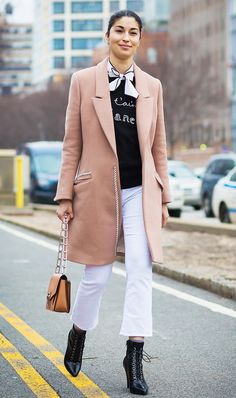 The Verdict Is In: These Are the Best Color Combos for Spring via @WhoWhatWear