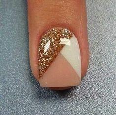 Inspiration+nail+arts+à+paillettes+(4).jpg (360×356)