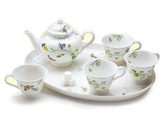Lucinda Belle Botanical Girls' Tea Set