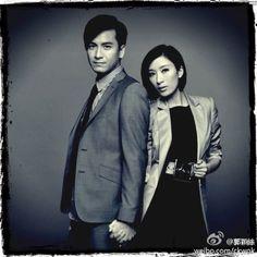 Kenneth Ma & Tavia Yeung. Love them!!