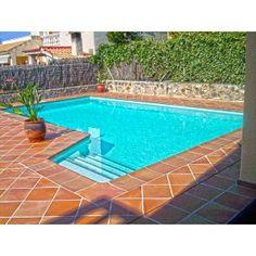piscina de obra de 7x35
