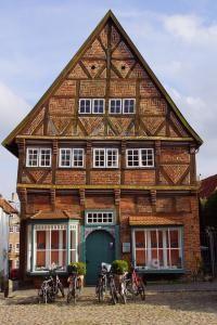 das alte Haus am Marktplatz