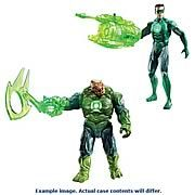Green Lantern Movie Galactic Scale Action Figure Case