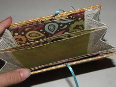 DIY Bookmarks and Repurposing Old Books