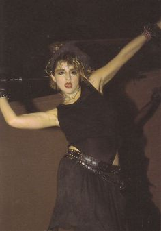 Madonna.....Wembley.....with Pete.