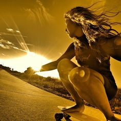 Longboarding and skateboarding are two completely different things.