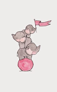 easy to draw cute elephant girl nursery ideas elephants how to draw - elephant drawing Elephant Wallpaper, Iphone Wallpaper, Cute Drawings, Animal Drawings, Baby Elefant, Art Mignon, Whatsapp Wallpaper, Cute Elephant, Baby Art