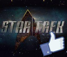 Los likes de Facebook celebran el 50 aniversario de Star Trek - http://staff5.com/los-likes-facebook-celebran-50-aniversario-star-trek/