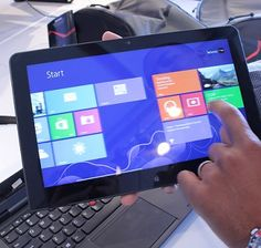 Mobile Choice   CES 2013: Lenovo ThinkPad Helix hands-on preview