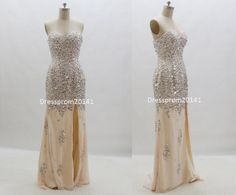 Yellow prom dressesBridal gownsMother's by DressProm20141 on Etsy, $140.00