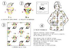 En exclusivité chez L ... sa muse KIDS découvrez une création interactive! Le tablier d'écolier personnalisable. À partir d'un dessin de votre enfant je crée un modèle unique. T. 3/5 ans idéal pour la maternelle et les loisirs créatifs. Commandez vite le votre! https://www.etsy.com/fr/listing/273976796/tablier-decolier-ecole-maternelle