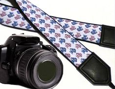 Monkey camera strap. DSLR / SLR Camera Strap. Camera by InTePro