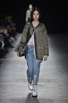 Une fashion week new-yorkaise teintée de nostalgie