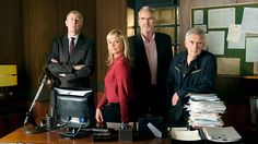 Police drama series with Denis Lawson, Tamzin Outhwaite and Dennis Waterman Drama Series, Tv Series, Denis Lawson, Tamzin Outhwaite, Uk Tv, Bbc One, Murder Mysteries, New Tricks