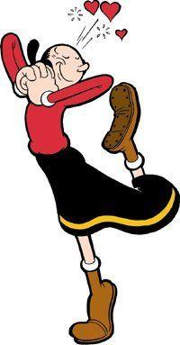 The Popeye the Sailor Story - Neatorama