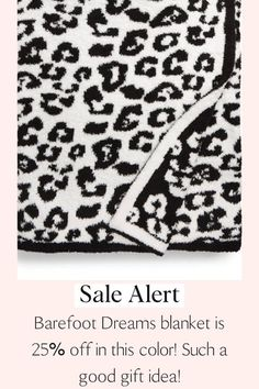 Barefoot dreams blanket on sale #LTKhome #LTKgiftspo #LTKsalealert