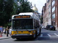 Massachusetts Bay Transportation Authority - SHOWBUS International PHOTO GALLERY - USA  http://www.showbus.com/gallery/foreign/usa/tbus5.htm#