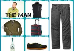 GIFTS for the GUYS: http://ospa.me/13EkswM   DAKINE Dulce Vida Tequila - Austin Patagonia El Naturalista ibex outdoor clothing Nau Icebreaker