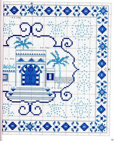 Moroccan design chart2