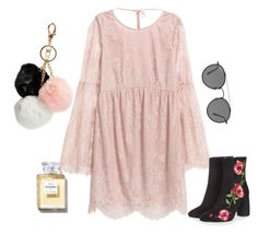 """""""pris"""" by gilazyrl on Polyvore featuring мода, GUESS, Topshop и Ray-Ban"""