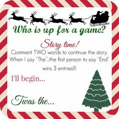 A Christmas Story, Christmas Colors, Christmas Fun, Body Shop At Home, The Body Shop, Interactive Facebook Posts, Scentsy Games, Facebook Engagement Posts, Fb Games