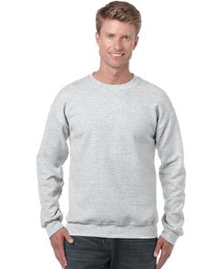0d7e17bd9f GILDAN Heavy Weight Ultra Blend Crew Neck Sweater. Have your Society or  Family Coat or
