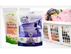 $29 for Two 60-Load 3-in-1 Biggie Pods of Laundry Detergent ($43.50 Value). Shipping Included.