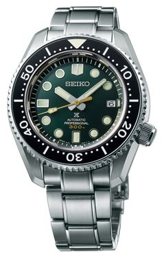 The Seiko Prospex SPB207 is powered by the self-winding movement, Seiko Caliber 6R35 and features a 42-mm case #seiko #seikoprospex #divewatch #watchtime #watches #watchoftheday #watchnerd #watchgeek Small Case, Watch Sale, Seiko, Chronograph, Omega Watch, Rolex Watches, Anniversary, Quartz, Accessories