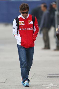 Fernando Alonso - 2014 Chinese GP