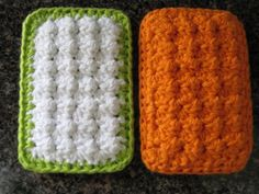Crochet Patterns, Two Pampering Gifts To Crochet, Crochet Gifts