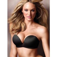 38B Bombshell Bra The ultimate lift-loving push-up instantly adds 2 full cup sizes for maximum cleavage and fullness. Specially designed to create an hourglass silhouette, while keeping the lightweight padding your sexy little secret. Underwire cups & Fully Adjustable straps. Victoria's Secret Intimates & Sleepwear Bras