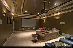 Home Theater Cedar Park | Media Rooms | Audio Video